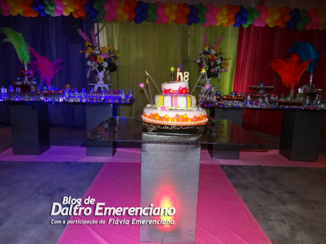 Suzany Oliveira Fernandes Comemora Aniversário Com Festa à Fantasia