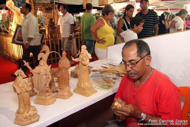 Aparador Grande Salon ~ A XX Feira Internacional de Artesanato começa dia 23 Blog de Daltro Emerenciano