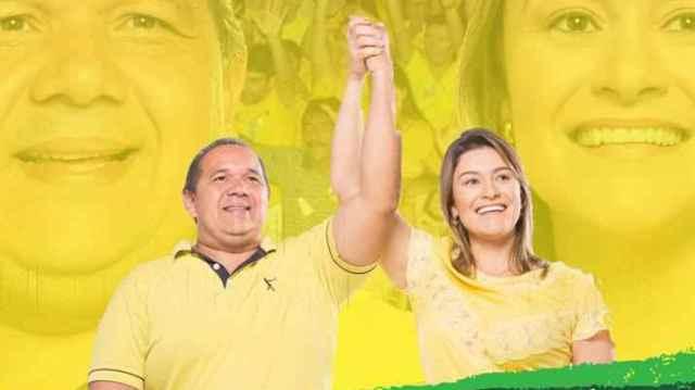 Resultado de imagem para Manoel dos Santos Bernardo (DEM
