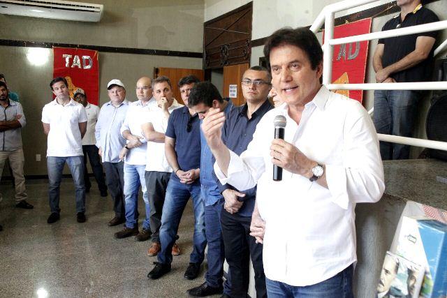 Resultado de imagem para Governo inaugura obra do Teatro Adjuto Dias em Caicó