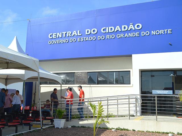 Resultado de imagem para São Paulo do Potengi ganha nova Central do Cidadão