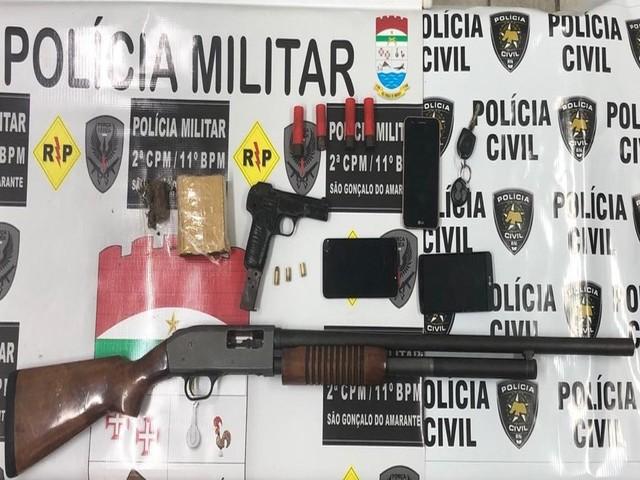 2ef2d7b487 SUSPEITO DE CHEFIAR TRÁFICO DE DROGAS MORRE EM CONFRONTO COM POLÍCIA NA  GRANDE NATAL