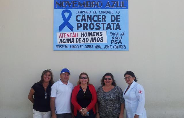 Novembro Azul Santo Antonio 2