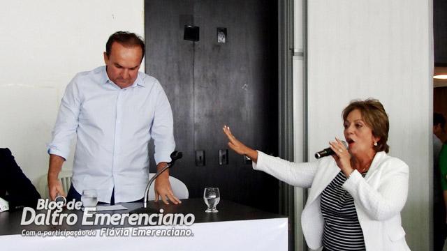 VÍDEO MOSTRA O BATE-BOCA ENTRE NELTER E ROSALBA - Blog de Daltro Emerenciano