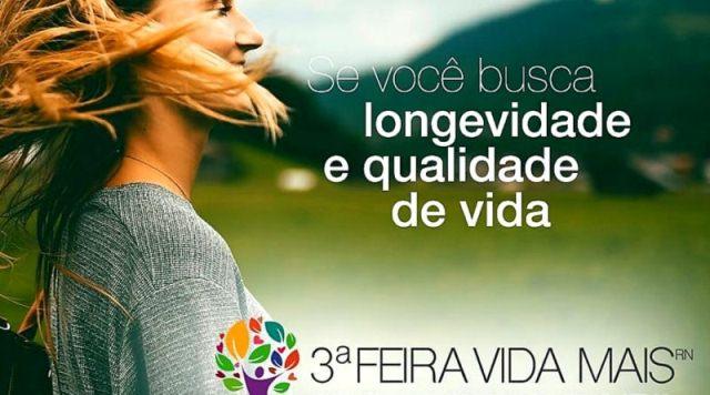 Resultado de imagem para 3 ª Feira Vida Mais RN comemora Dia do Idoso e lança Outubro Rosa